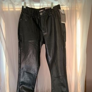 Maurices Faux Leather Pants